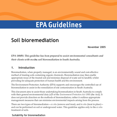 Guía EPA