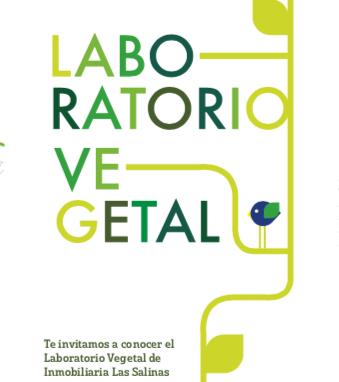 Laboratorio Vegetal Folleto