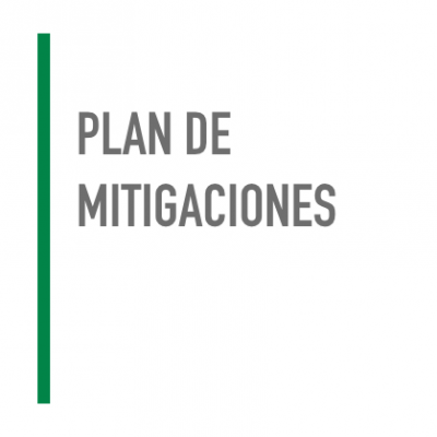 Plan de Mitigaciones